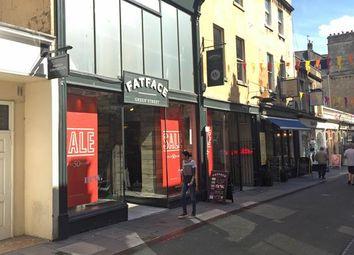 Thumbnail Retail premises to let in 4-5, Green Street, Bath