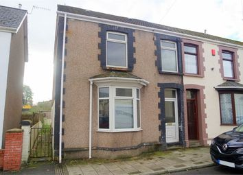 Thumbnail 4 bed end terrace house for sale in Ewenny Road, Maesteg, Mid Glamorgan