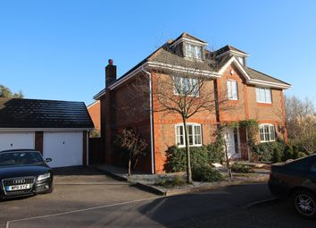 Thumbnail 5 bed detached house for sale in Cynder Way, Emersons Green