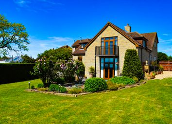 Thumbnail 6 bed detached house for sale in Woollard Lane, Publow