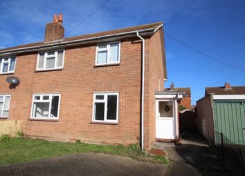 Thumbnail 2 bed flat for sale in Monmouth Road, Westonzoyland, Bridgwater