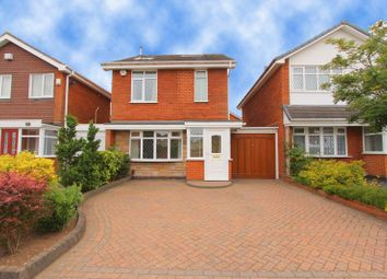 Thumbnail 4 bed detached house to rent in Chapel Street, Pelsall, Walsall