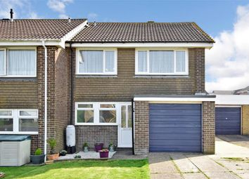 Thumbnail 3 bedroom end terrace house for sale in Park Close, Newport, Isle Of Wight
