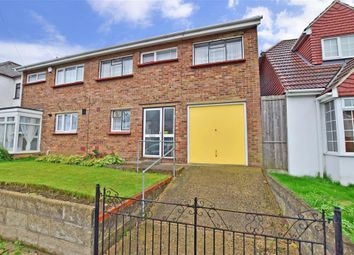 Thumbnail 3 bedroom semi-detached house for sale in Kings Drive, Gravesend, Kent