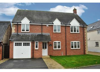 Thumbnail 5 bed detached house for sale in Chapel Drive, Ambrosden, Oxfordshire.