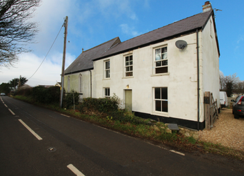 Thumbnail 5 bed detached house for sale in Knelston, Swansea, 0