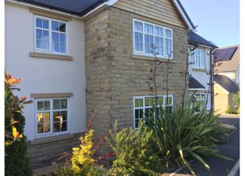 Thumbnail 4 bed detached house for sale in Abbeystead Gardens, Abbey Village, Chorley
