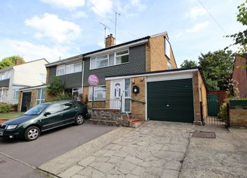 Thumbnail 3 bed semi-detached house for sale in Churchill Close, Alton, Hampshire