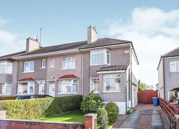 Thumbnail 2 bedroom end terrace house for sale in Springhill Road, Baillieston, Glasgow