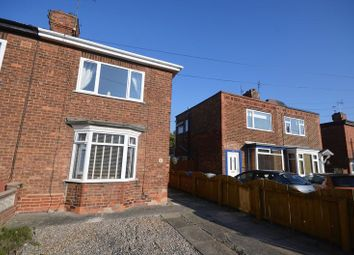 Thumbnail 2 bed semi-detached house for sale in 61 Ormerod Road, Hull