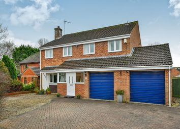 Thumbnail 4 bed detached house for sale in Riverside, Calne