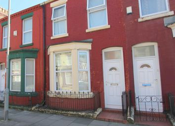 Thumbnail Terraced house for sale in Molyneux Road, Kensington, Liverpool