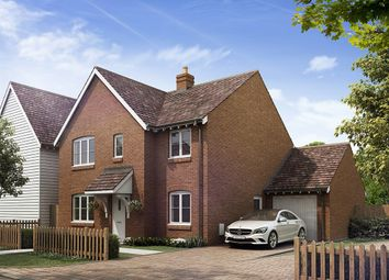 """Thumbnail 4 bed detached house for sale in """"The Corfe"""" at Station Road, Northiam, Rye"""
