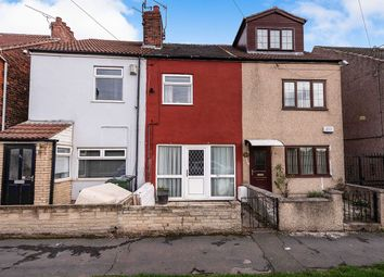 Thumbnail 2 bed terraced house for sale in Rotherham Road, Dinnington, Sheffield