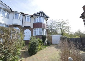 Thumbnail 3 bed semi-detached house for sale in Highfield Close, London