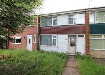 Thumbnail 3 bedroom terraced house for sale in Deptford Crescent, Bulwell, Nottingham
