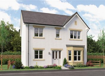 "Thumbnail 4 bed detached house for sale in ""Douglas Det"" at Kingsfield Drive, Newtongrange, Dalkeith"