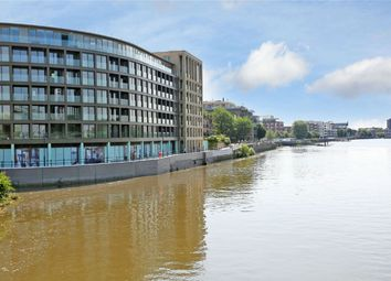 Thumbnail 3 bed flat for sale in Queens Wharf, Riverside, Hammersmith, London