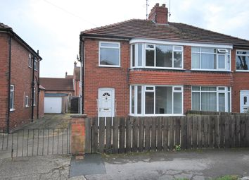 Thumbnail 3 bed semi-detached house to rent in Maudon Grove, Norton, Malton