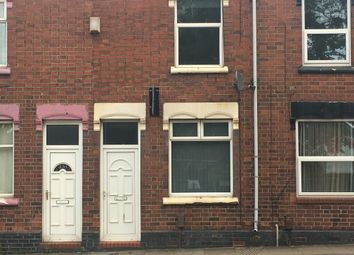 Thumbnail 2 bed terraced house to rent in Hartshill Road, Hartshill, Stoke-On-Trent