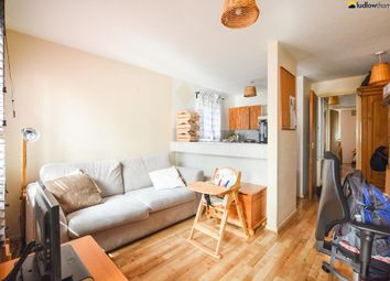 Thumbnail 1 bed flat to rent in Dewberry Street, London