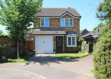 Thumbnail 3 bed detached house for sale in The Woolnoughs, Kesgrave, Ipswich