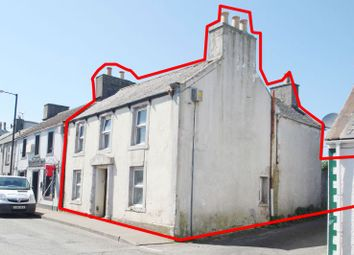 Thumbnail 4 bed end terrace house for sale in 33, High Street, Whithorn, Newton Stewart DG88Qe