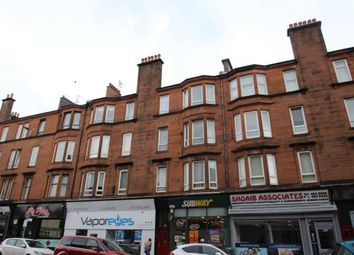 Thumbnail 1 bedroom flat for sale in Victoria Road, Glasgow