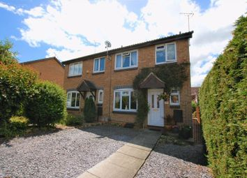 Thumbnail 3 bed semi-detached house for sale in Chaffinch Drive, Uttoxeter