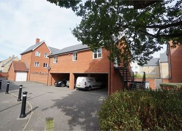 Thumbnail 2 bed flat for sale in Mortimer Gardens, Myland, Colchester, Essex.