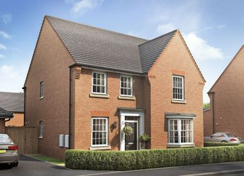 "Thumbnail 4 bed detached house for sale in ""Holden"" at Grove Road, Preston, Canterbury"