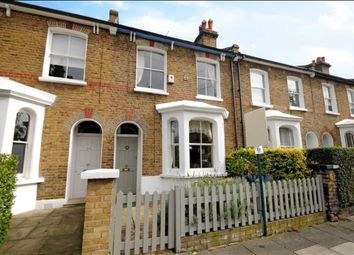 Thumbnail 3 bed terraced house to rent in Wiseton Road, London