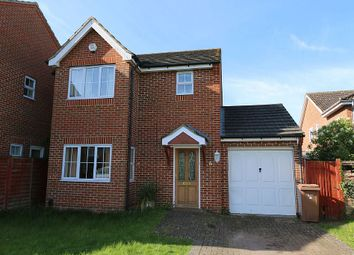 Thumbnail 3 bed detached house for sale in Arne Close, Reading Road, Winnersh, Wokingham, Berkshire