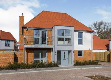 Thumbnail 5 bed detached house for sale in Conningbrook Lakes, Kennington, Ashford