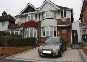 Thumbnail 3 bedroom semi-detached house for sale in Garretts Green Lane, Birmingham