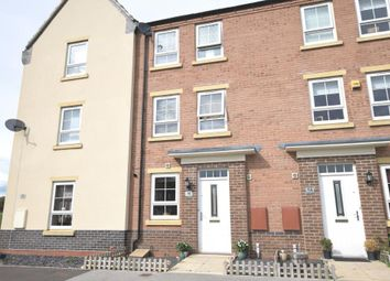 Thumbnail 3 bed town house for sale in Star Carr Road, Cayton, Scarborough, North Yorkshire