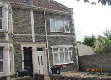 Thumbnail 3 bed end terrace house to rent in Park Avenue, Eastville Bristol