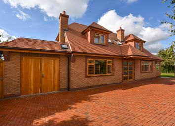 Thumbnail 4 bed detached house for sale in Cross Green, Upton, Chester