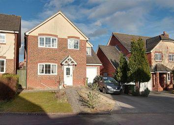 Thumbnail 4 bed detached house for sale in Newhurst Park, Hilperton, Trowbridge