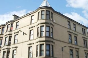 Thumbnail 1 bed flat to rent in Ravel Row, Glasgow