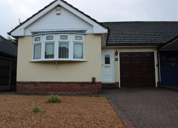 Thumbnail 2 bed bungalow to rent in Andrew Road, West Bromwich