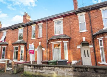 Thumbnail 3 bedroom terraced house for sale in Richmond Road, Lincoln