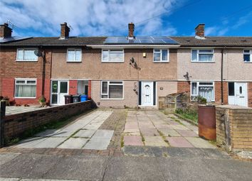 Thumbnail 3 bed terraced house to rent in Honey Hall Road, Liverpool, Merseyside
