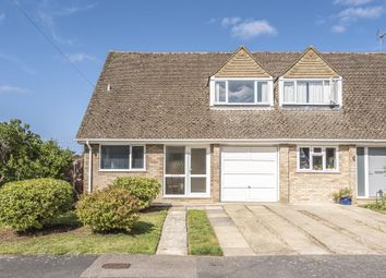 Thumbnail 2 bed semi-detached house for sale in Woodstock, Oxfordshire