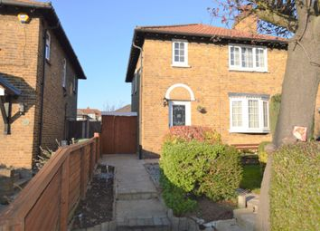 Thumbnail 3 bed end terrace house for sale in Messent Road, London
