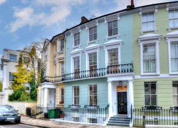 Thumbnail 5 bed terraced house to rent in Chalcot Crescent, Primrose Hill, London