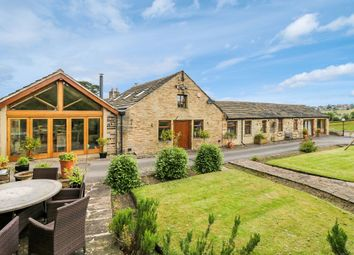 Thumbnail 4 bed barn conversion to rent in Birkhouse, Brighouse
