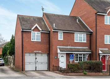 Thumbnail 3 bed terraced house for sale in Clay Street, Penkridge, Stafford