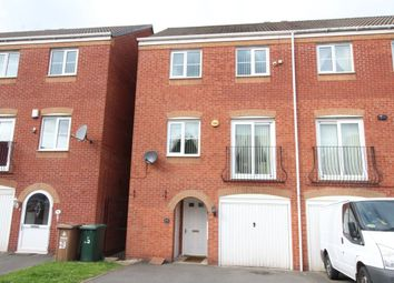 Thumbnail 4 bed semi-detached house for sale in Lister Street, Willenhall