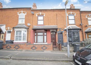 Thumbnail 5 bed terraced house for sale in Clarence Road, Sparkhill, Birmingham